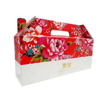 19年新粮洮宝高端绿豆礼盒(8块高端绿豆装)