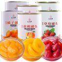 汇尔康 新鲜水果糖水罐头 425g/罐 黄桃+草莓+橘子各2罐