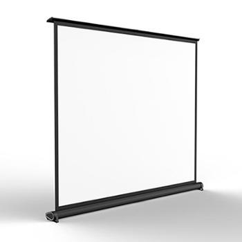 极米50英寸16:10桌面幕布白塑高清投影仪幕布