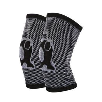 诺泰竹炭护膝保暖透气护膝盖老年人男女通用竹炭款J01