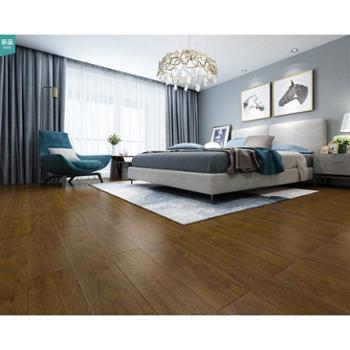 欢韵E0级实木复合地板15mm 黑胡桃 1㎡