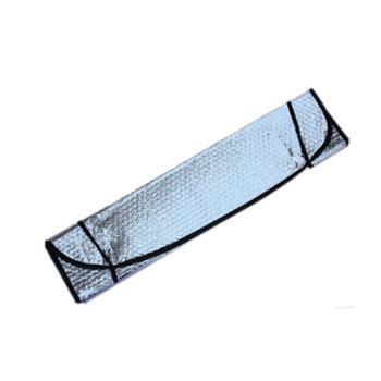 ZHONGTN车载遮阳挡银色双面铝箔气泡太阳挡