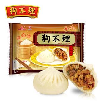 天津狗不理手工酱肉包420g/12个