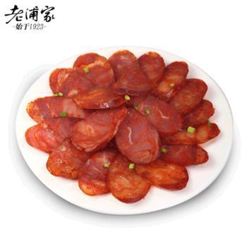 老浦家川香麻辣风味腊肠500g