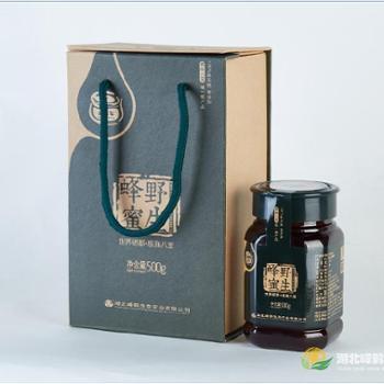 恩施特产 峰鹤 野生蜂蜜 毓粹 500g