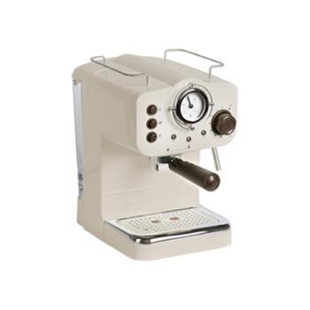 网易严选复古 压力式咖啡机