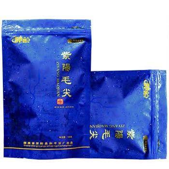和平茶业紫阳富硒茶紫阳毛尖100g绿茶袋装