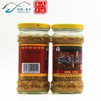 贞丰县马氏丰味特产水豆豉火锅蘸水调料275g*2瓶