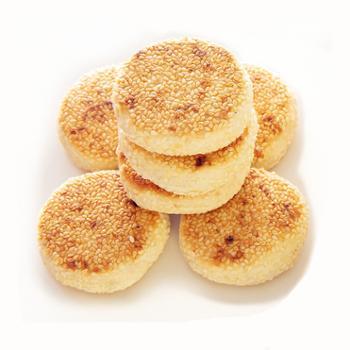 巴东 麻饼500g*3