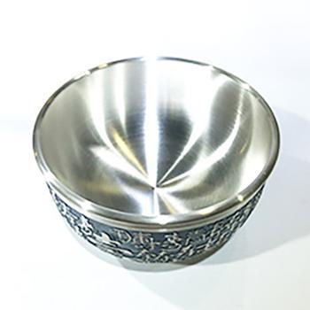 李光雄西江千户苗寨百寿碗(188±5g)