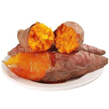 烤地瓜蜜薯 红蜜薯红薯新鲜农家红薯地瓜 5斤装 烤红薯专属品种