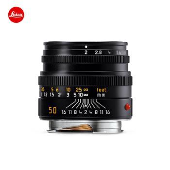 徕卡镜头M50mm/f2.0黑色11826
