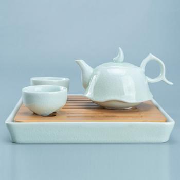 日月同辉茶组