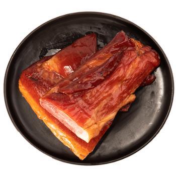 昭君陪嫁烟熏腊肉组合装(猪蹄+风干瘦肉+香肠)1.9kg