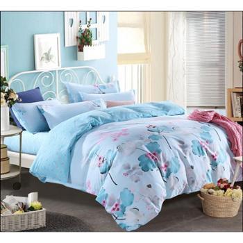 床上用品新款西域活性纯棉四件套套件畅销款