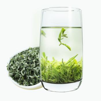 鸿顶 英山春季甘露绿茶100g