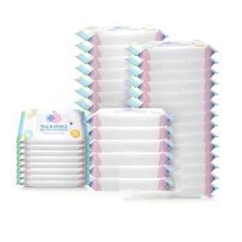 植护婴儿携包装清洁湿巾10片*30包