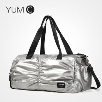 美国YUMC干湿分离轻便休闲运动健身包手提包