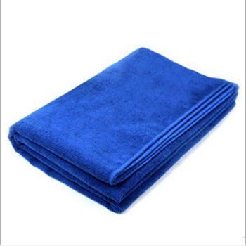 哈雷【5条装】汽车打蜡毛巾抛光巾擦车巾洗车巾超纤细维毛巾30*70
