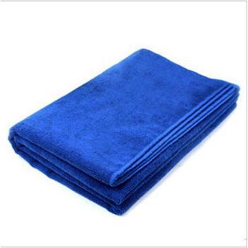 哈雷【1条】汽车打蜡毛巾抛光巾擦车巾洗车巾超纤细维毛巾30*30