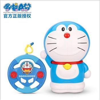 哆啦A梦智能遥控人偶故事机操作简单耐摔耐玩儿童玩具