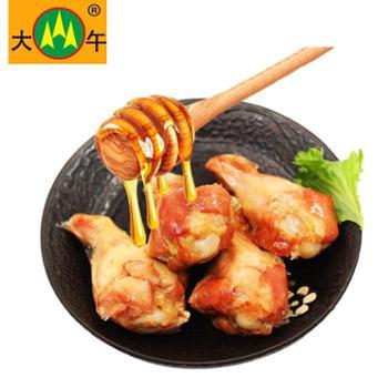 大午蜜汁小鸡腿35g*8个鸡翅根