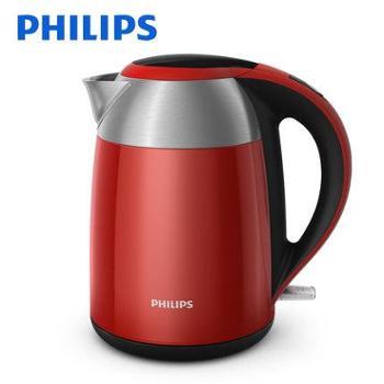 Philips/飞利浦 HD9329电热水壶防烫304不锈钢烧水壶家用自动断电
