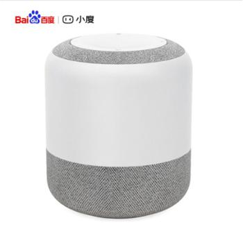 小度AI人工语音声控音响百度音箱1S标准版
