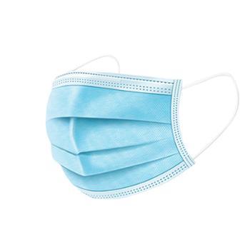凯诗风尚一次性熔喷布防护口罩三层防护用品10个装