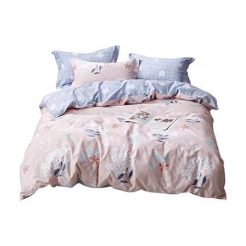 凯诗风尚全棉印花1.5米1.8米床上用品纯棉四件套