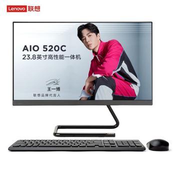 联想/lenovoAIO520CR5-4600U16G512G23.8英寸一体机