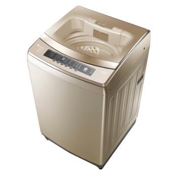 小天鹅TB90P688CLG全自动9KG水魔方波轮洗衣机