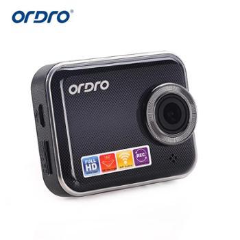 Ordro/欧达 Q505W迷你车载行车记录仪智能版 高清夜视