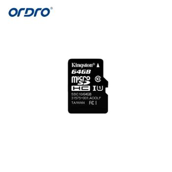 ordro 摄像机配件 原装 64G TF卡