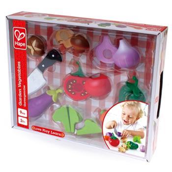 水果蔬菜组合套装蔬菜切切乐宝宝过家家玩具