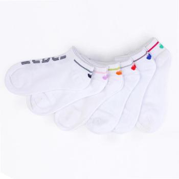 苹果牌休闲袜 女袜 吸汗袜 棉袜 高品质袜子 厂家直销 12双(0244款)
