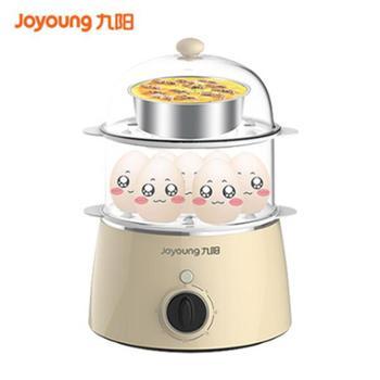 Joyoung/九阳 ZD-7J92 煮蛋器 迷你家用自动断电多功能蒸蛋器