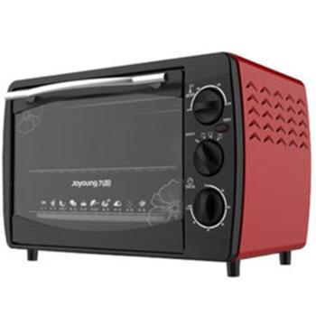 九阳/Joyoung 电烤箱 家用多功能烘焙烤箱21升 KX-21J10