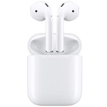 苹果 Apple AirPods2代 蓝牙无线耳机 苹果蓝牙耳机 无线耳机