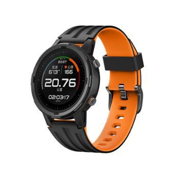 咕咚GPS智能运动手表X3智能心率GPS定位跑步骑行运动手表
