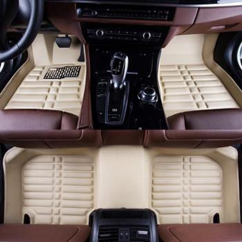 汽车脚垫全包围千款车型专车定制四季通用脚踏垫皮革地垫车内地毯