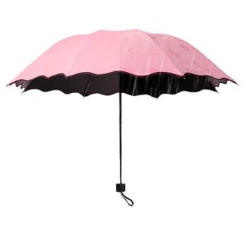 晴雨伞女折叠两用遮阳伞太阳伞大号防晒防紫外线