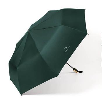 韩国全自动雨伞男女小清新文艺简约折叠晴雨两用太阳ins伞森系
