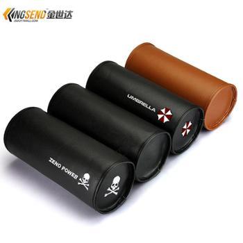 人体工学 汽车头枕 个性腰靠 车靠枕头枕护颈枕 车用枕头颈枕