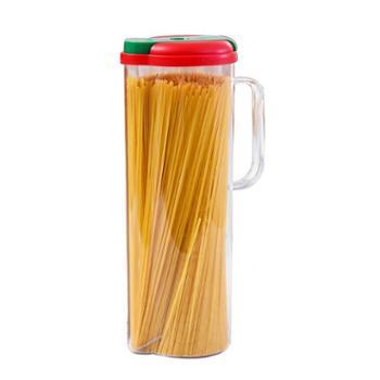 面盒面条储存罐杂粮储物罐面罐密封罐面条盒收纳盒意面桶放面条筒