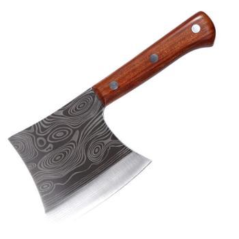 哥顿酒店厨房斩骨刀 卖肉档砍骨刀 剁骨刀家用切排骨刀加厚大斧头