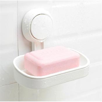 太力肥皂盒吸盘壁挂式浴室香皂盒家用卫生间肥皂架旅行免打孔沥水