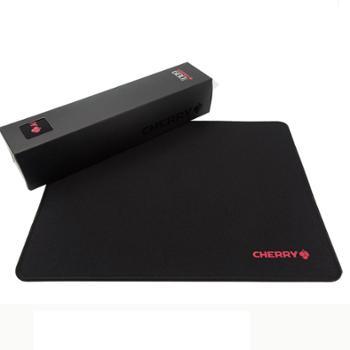 CHERRY樱桃鼠标垫键盘垫LoL游戏FPS竞技笔记本电脑男女生办公家用超大加厚加长锁边桌垫小号大号电竞粗面细面
