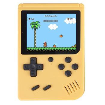 贝贝佳儿童游戏机俄罗斯方块掌上PSP游戏机可充电复古怀旧款