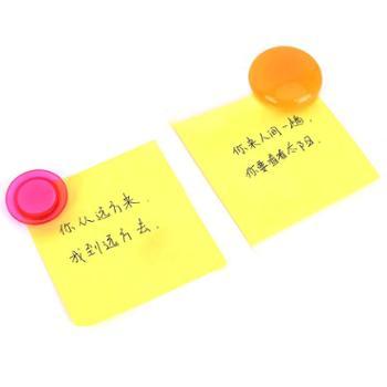 创易白板磁钉办公用品黑板教学具盒装圆形磁力扣30mm